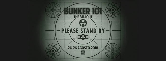 BUNKER 101 – THE FALLOUT