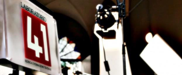 VIDEO UFFICIALE DEL LAB41 foto del backstage