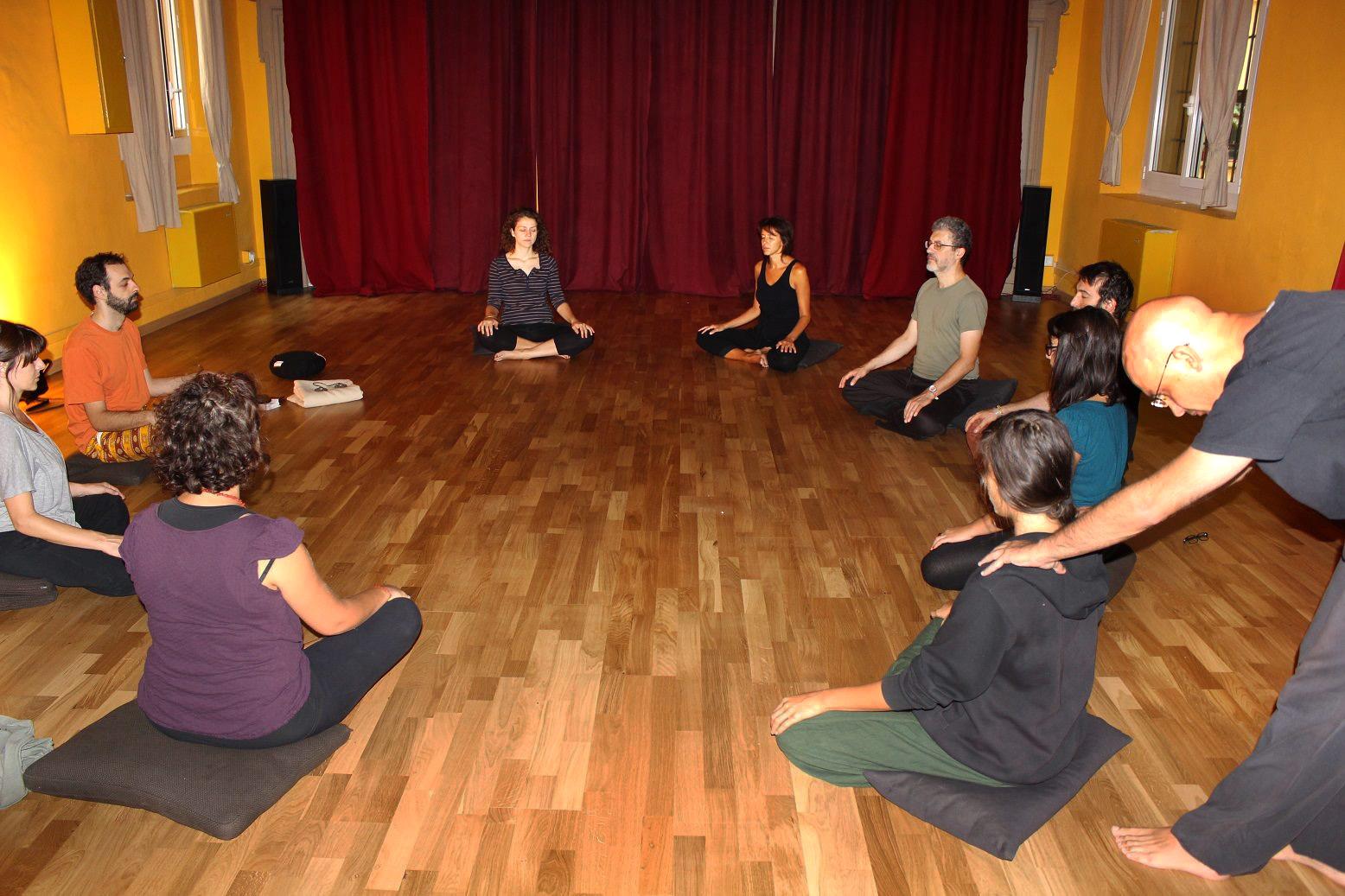 meditazione sala